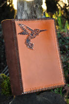Couverture colibri celtique